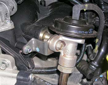 Ford Taurus Wiring Diagram Egr Valve Problems Symptoms Testing Replacement