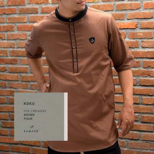 KOKU V01622 BROWN