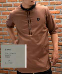 KOKU V01622 BROWN