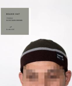 beani-hat-s0063-olive-dark-grey