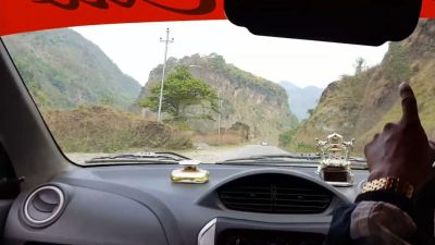 A Journey to Mustang