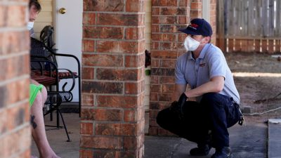 Casess of deaths from Coronavirus in America is soaring: Shortages…