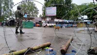 कश्मीरमा भिडन्त