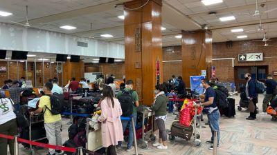 विदेशी नागरिक फिर्ता लैजादै नेपाल एयरलाइन्स, आजै अष्ट्रेलिया र चीन…