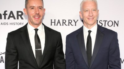 Anderson Cooper reveals why he asked his ex to help…