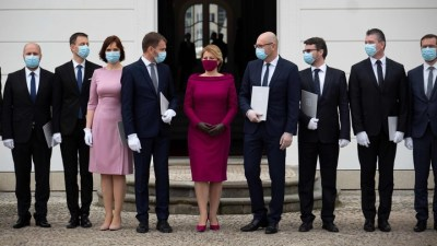 Lessons From Slovakia—Where Leaders Wear Masks