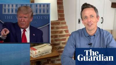 Seth Meyers slams White House's 'evil and stupid' reason for…