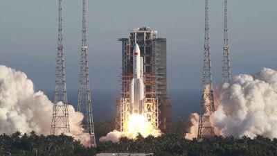 चीनले विकास गर्यो पुनः प्रयोग योग्य अन्तरिक्ष यान