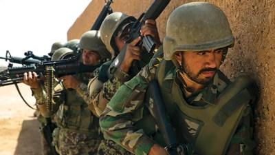 अफगानिस्तान झडप, २३ सैनिक र ३१ तालिवान लडाकूको मारिए