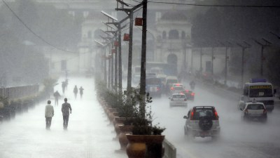 आजको मौसम : पाँच प्रदेशको केही ठाउँमा भारी वर्षा, सतर्कता…