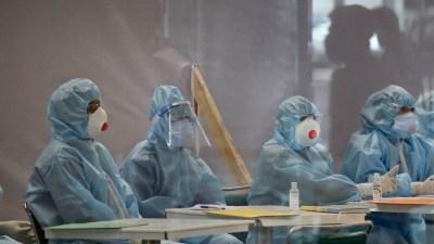 भारतमा एकैदिन ८४ हजार संक्रमित