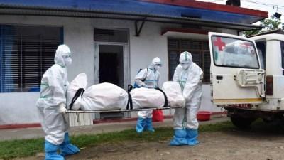 पछिल्लो २४ घन्टामा ७ जना कोरोना संक्रमितको मृत्यु, मृतकको संख्या…