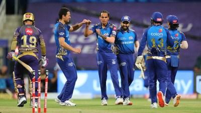 कोलकत्तालाई हराउँदै मुम्बई शीर्ष स्थानमा