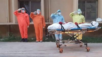 काठमाडौंमा ६ सहित १५ जना कोरोना संक्रमितको मृत्यु, मृतकको संख्या…