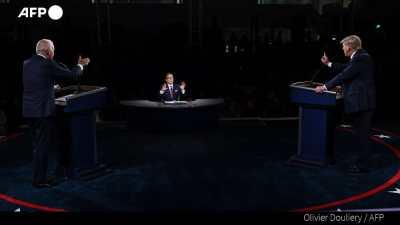 अमेरिकी राष्ट्रपति पदका उम्मेदवारबीचको दोस्रो टिभी बहस रद्द