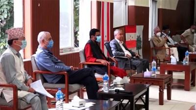 कोरोना संक्रमणको प्रभावः कांग्रेसले सार्यो केन्द्रीय समिति बैठक