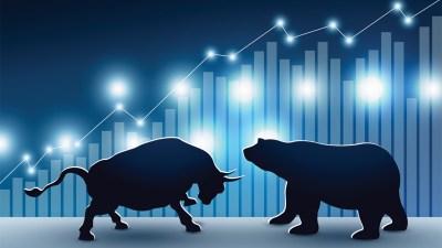 शेयर बजारमा दोहोरो अंकको सुधार
