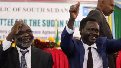 सुडानमा सरकार र विद्रोही समुहबीच शान्ति सम्झौता