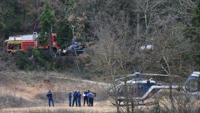फ्रान्समा हेलिकप्टर दुर्घटना : पाँच जनाको मृत्यु