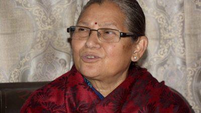 दाहाल-नेपाल समूहको बागमती संसदीय दलको नेतामा अष्टलक्ष्मी शाक्य चयन
