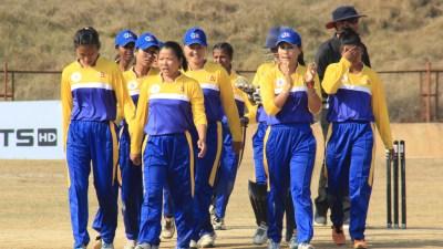 प्रधानमन्त्री कप महिला क्रिकेटः प्रदेश १ फाइनलमा