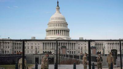 अमेरिकी संसद भवन बन्द, बाइडनको सपथ रिहर्सल पनि स्थगित