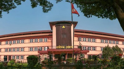 Amicus curiae opinion on parliament dissolution case