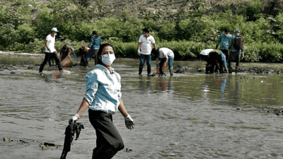 Bagmati cleanup campaign to be focused at Pashupati area