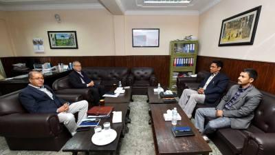 Govt talks with Biplav group positive: Leader Lekhak