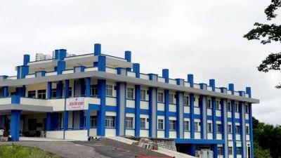 कर्णाली प्रदेश अस्पतालले थप संक्रमित भर्ना नलिने