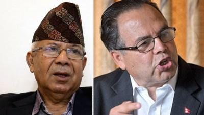 ओलीको वक्तव्य पार्टी एकताको विपक्षमा रहेको खनाल–नेपाल समूहको निष्कर्ष