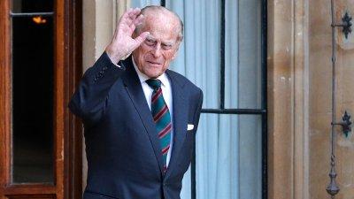 राजकुमार फिलीपको अप्रिल १७ मा अन्त्येष्टि गरिने