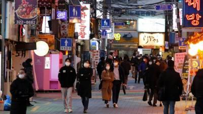 दक्षिण कोरियामा प्रवासीको सङ्ख्या पाँच वर्षयताकै कम