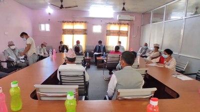 सुदूरपश्चिम सरकारको समर्थन फिर्ता नलिने एमाले प्रदेश संसदीय दलको निर्णय