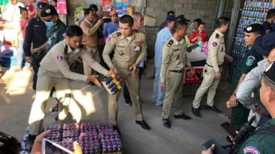 11 dead after drinking methanol-laced rice wine in southern Cambodia