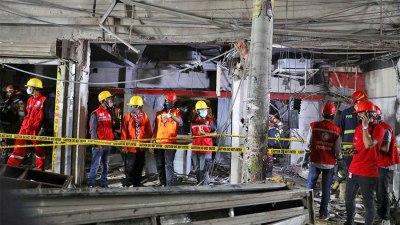 बङगलादेशमा भएको विस्फोटनमा परी सातको मृत्यु, ५० घाइते