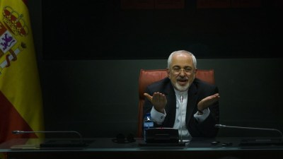 Iran's FM says Yemeni crisis should be resolved through dialogue