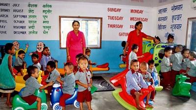 बाल शिक्षिका र विद्यालय सहयोगीको तलब १५ हजार