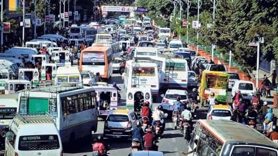 काठमाडौं उपत्यकामा आजदेखि सार्वजनिक यातायात जोरबिजोर गरी चल्ने