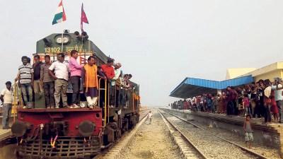 नेपाल र भारत रेल सेवा सम्झौता संशोधनको महासङ्घद्वारा स्वागत