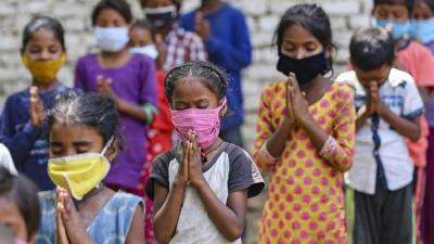 Over 2000 children in Delhi lost either one or both…