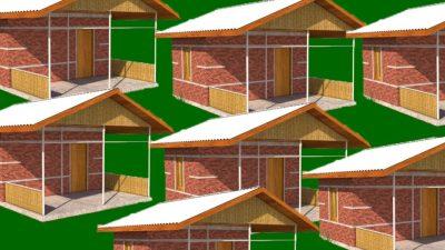 बाढीपहिरो प्रभावितलाई ४० घर हस्तान्तरण