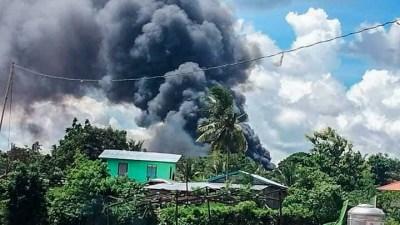 फिलिपिन्समा सैनिक विमान दुर्घटनाग्रस्त, १७ जनाको मृत्यु