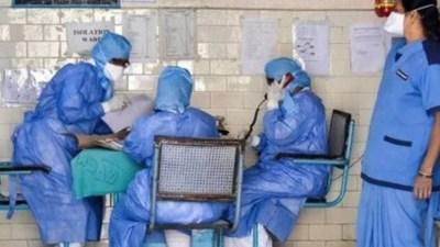 कोरोनाको उपचारमा खटिनेमा महिला स्वास्थ्यकर्मी अग्रस्थानमा