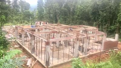 पशु चिकित्सा अस्पताल निर्माण गरिँदै