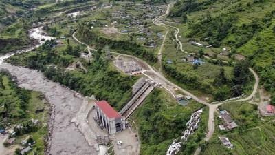जलविद्युत्ले बदलिएको गाउँ