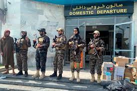 अमेरिकी सेनाको फिर्तापछि काबुल विमानस्थलमा विशेष सेना परिचालन