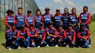 महिला टी–२० क्रिकेटका लागि २४ खेलाडी बन्द प्रशिक्षणमा