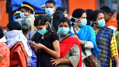 भारतमा थप २७ हजार सङ्क्रमित