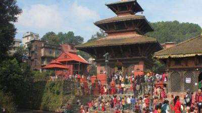 गोकर्णेश्वर महादेव मन्दिर क्षेत्रमा भक्तजनको भीड